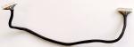 Шлейф межплатный для ноутбука Samsung R580 подключения платы с кнопкой включения БУ