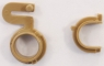 Бушинги резинового вала HP LJ 1160/1320/2400/2420, комплект - правый и левый, аналог, Boost, новый, RC1-3609