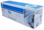 Тонер-картридж черный HP 12A Q2612A