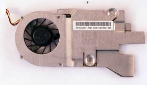 Система охлаждения для ноутбука Acer Aspire One D260 (ATDM001AG0) БУ
