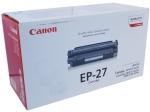 Тонер-картридж черный Canon EP-27
