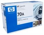 Тонер-картридж черный HP 70A, Q7570A для LJ M5025/M5035(Оригинальный, HP)