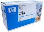 Тонер-картридж черный HP 24A Q2624A
