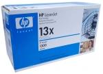 Тонер-картридж черный HP 13X Q2613X