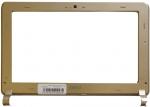 Рамка матрицы для ноутбука MSI U160 БУ, Золотой