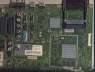Главная плата (main board) BN41-01167B для ЖК телевизора Samsung LE37B550A5W и др. БУ