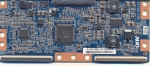 T-сon Logic Main (контроллер матрицы) T370HW02 для ЖК телевизора Samsung LE37B550A5W и др. БУ