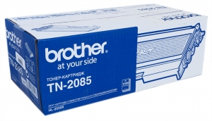 Тонер-картридж черный Brother TN2085 для HL2035R Оригинальный