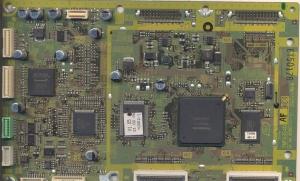 Плата логики TNPA3540 для плазменной панели Panasonic TH-37PA50R и др. БУ