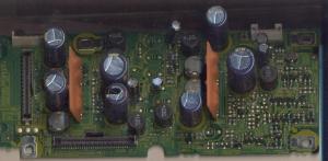 Плата TNPA3620 для плазменной панели Panasonic TH-37PA50R и др. БУ
