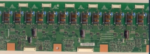 Модуль инвертора (invertor) LABEL 10X35 для ЖК телевизора Samsung LE37S71B и др. БУ