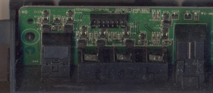Плата аудио-видео входа bn41-00625a для ЖК телевизора Samsung LE37S71B и др. БУ