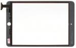 Тачскрин для планшета Apple iPad mini оригинальный, новый, черный