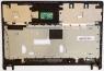 Верхняя часть корпуса для ноутбука ASUS K43 и др. всборе с тачпадом Оригинальный, БУ, Коричневый