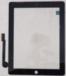 Тачскрин для планшета Apple iPad 3, 4 Совместимый, Новый, Черный