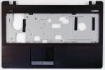 Верхняя часть корпуса AP0K3000200 для ноутбука Asus A53U X53U X53Z K53 K53U K53T всборе с тачпадом и кнопкой ВКЛ Оригинальный, ASUS, БУ, Коричневый