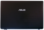 Крышка матрицы для ноутбука Asus A53U X53U K53 K53U K53T K53TA, оригинальная, ASUS, Б/У, коричневая, AP0K3000100