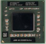 Процессор для ноутбука AMD A6-3400M 1400MHz Socket FS1 Оригинальный, БУ