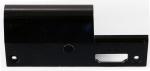 Заглушка на петлю центральная с HDMI дыркой для ноутбука Asus N60 БУ, Черный
