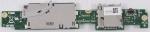 Плата подключения тачскрина для ASUS TF300TG с разъемом сим-карты и карты памяти Оригинальный, Новый