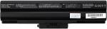 Аккумуляторная батарея  VGP-BPS13/B  для ноутбука Sony Vaio Sony VAIO PCG-3, 7000, 20000, 30000, 50000, 80000, SVE1111, 1112, SVJ (Tap 20), VGN-AW, B Аналог, Новый, Черный
