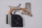 Система охлаждения для ноутбука HP CQ61/G61/CQ70/CQ71 series и др. (650848-001) Оригинальный, БУ