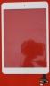 Тачскрин для планшета Apple iPad mini A1432/A1454/A1455 (820-3291-A) Всборе с кнопкой HOME и шлейфом подключения, Оригинальный china, Новый, Белый
