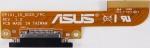 Разъем системный для планшета ASUS TF101T/TG (EP101_IO_DOCK_FPC) всборе со шлейфом Оригинальный, ASUS, Новый