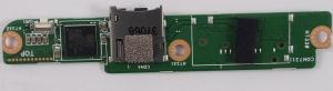 Плата подключения тачскрина для ASUS MeMo Pad ME301T с разъемом карты памяти Оригинальный, Новый