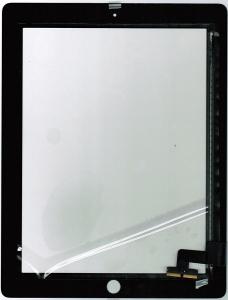 Тачскрин для планшета Apple iPad2(Совместимый, Черный)