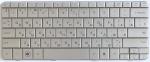 Клавиатура для ноутбука HP Pavilion dm1 mini 311(Новая, Серебристый, RUS)