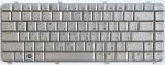 Клавиатура для ноутбука HP Pavilion DV5-1000 series(БУ, Серебристый, RUS)