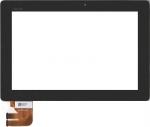 Тачскрин (сенсор) 69.10I21.G03 для планшета ASUS TF300T/TG - версия G03, аналог, новый, черный